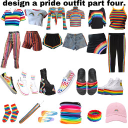 happypridemonth designaoutfit partfour icebreackers freetoedit