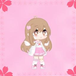 1577 flower pink kawaii cute edit e lol thissucks
