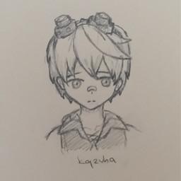 freetoedit bennett genshinimpact bennettgenshinimpact genshinimpactbennett anime animeboy drawing animedrawing