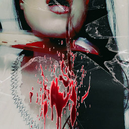 art darkart blood conceptualphotography portrait portraitphotography artist danalakat freetoedit