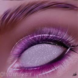 eye eyemanip eyemanipulation eyemanipulationedit manip manipulationedit manipedit goth gothic ghothiceye scary purple black