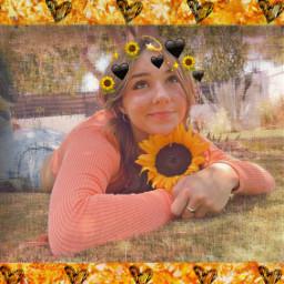 piperrockelle piperrockelleedit piper piperazzi piperazziarmy sunflowers flowers replay freetoedit