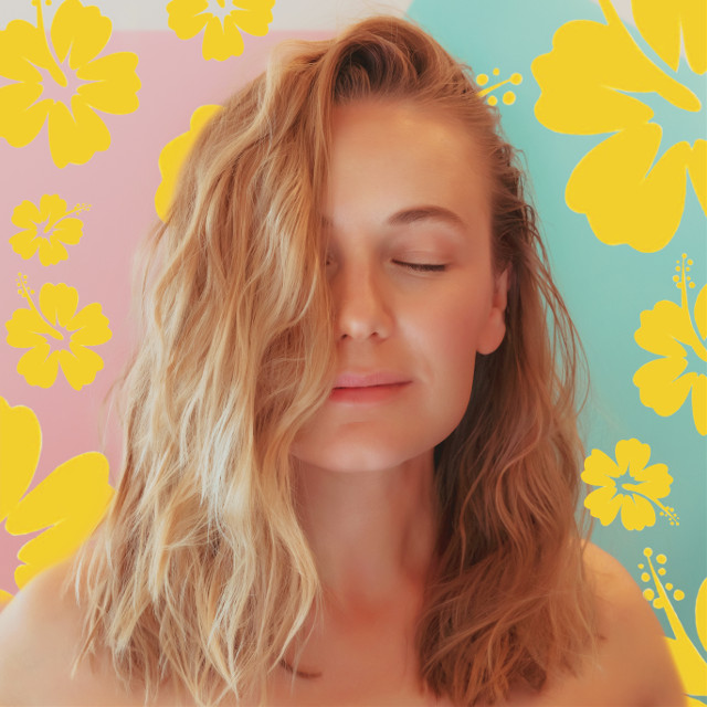 #freetoedit #coconutgirl #coconutgirlaesthetic #hawaii #flowers #pastel #pastels #summer #summervibes