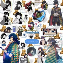 giyuutomioka wallpaper      number freetoedit wallpaper