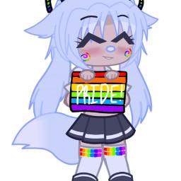 pride gaypride pridemonth2021 prideflag gacha gachalife gachaclub gachaedit gachalifeedit gachaclubedit