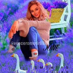 calendar girl ducks srcjunecalendar2021 junecalendar2021 freetoedit