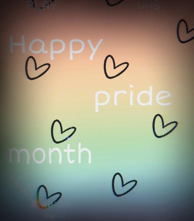 #happypridemonth 🏳️🌈