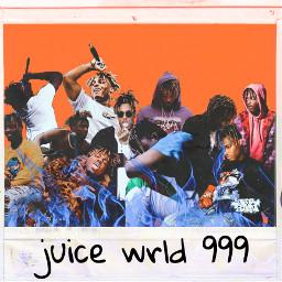 juicewrld juicewrlddeath juicewrld999 juicewrldaesthetic aesthetic 999 999forever vintage fire orange darkorange freetoedit
