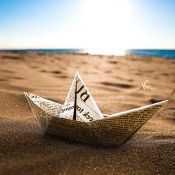 followmeplease boat paperboat sea blurr lightroom madewithpicsart followme freetoedit