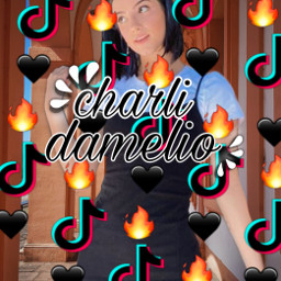charli tiktokqueen freetoedit