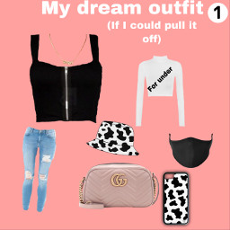 outfit black cuteoutfit freetoedit