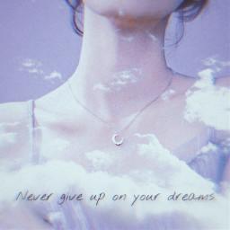 "freetoedit girl dream purple cloud fact ""✨🌊☁️🌙🌅💎🔮"