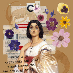 vintage vintageaesthetic aesthetic collage quotes stars paper flowers coffee freetoedit