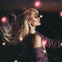 remixit night nightphotography sparkles butterflies freetoedit