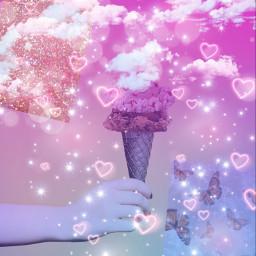 aesthetic icecream challenge ecsummericecream summericecream freetoedit