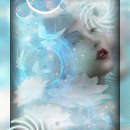 myedit woman fantasy freetoedit