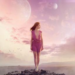 madewithpicsart picsart freetoedit galaxy stone sky conceptart visualart __prince_creation__