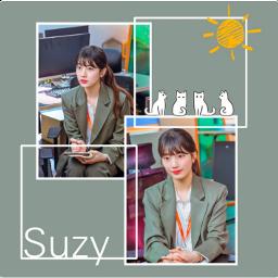 suzy k_drama سوزي  @_lachimolala_bts سوزي
