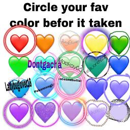 circleyourfave freetoedit