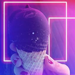 icecream me freetoedit