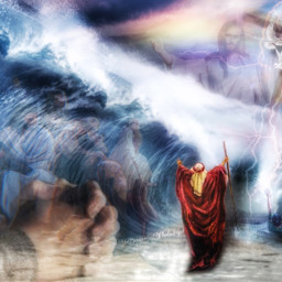 moses jesuschrist god freetoedit