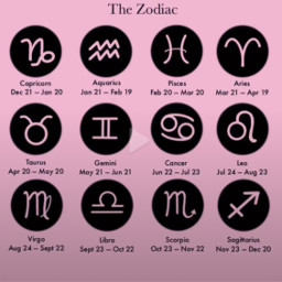 zodiacsigns zodiacs aries capricorn libra gemini saggittarius scorpio taurus