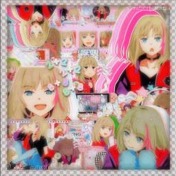 rikakawai kawairika rika kawai wondereggpriority wep animeedit anime animegirl rikawondereggpriority wondereggpriorityrika freetoedit