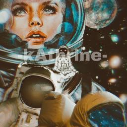 astronaut female femaleastronaut karennyberg freetoedit