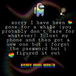 freetoedit pridemonth2021 pride back imback