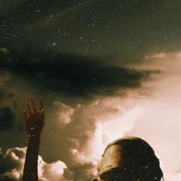 moon sky clouds aesthetic aestheticsky aestheticstars stars planet space galaxy collage surrealism doubleexposure freetoedit unsplash plrd3 heypicsart