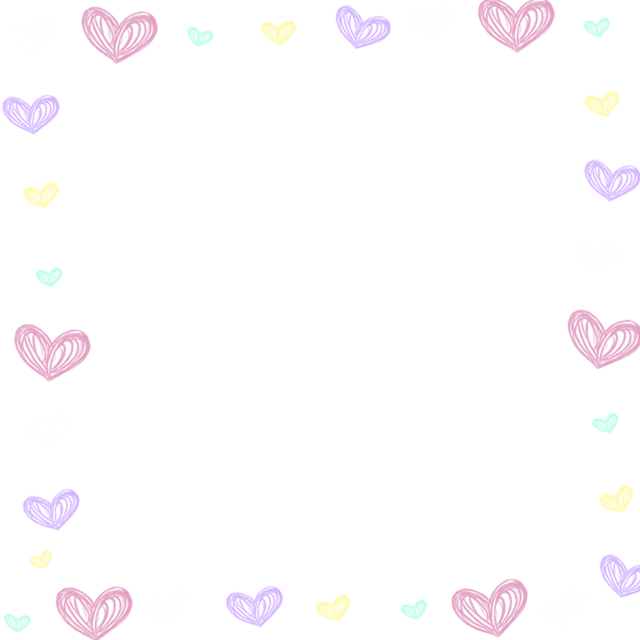 new sticker / border thingy !! made by me !!  pls give creds !!  #hearts #doodles #pastelaesthetic #cute #border #complexoverlay #complexcollage #complexsticker #freetoedit