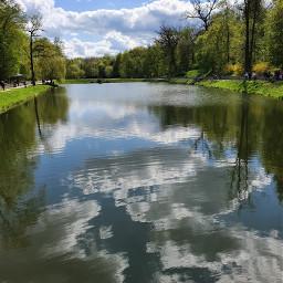 ukraine park green
