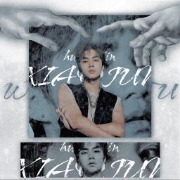 kpop kpopidol ido picsart polar asian korean chinese edit noremixit notfreetoedit xiaojun nct nctu wayv nct127 nctdream hands