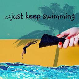 justkeepswimming ecsummericecream summericecream freetoedit