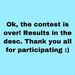 contest contestresults