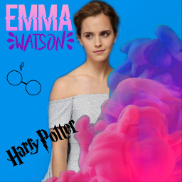 emmawatson harrypotter hp harrypotterfan hermionegranger freetoedit