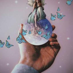 aesthetic fairycore fairy freetoedit