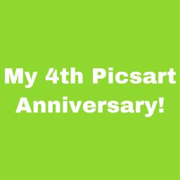 interesting anniversary picsart picsartanniversary