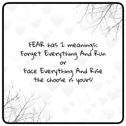 fear meanings scared tree square faceeverythingandrise forgeteverythingandrun true inspiration freetoedit