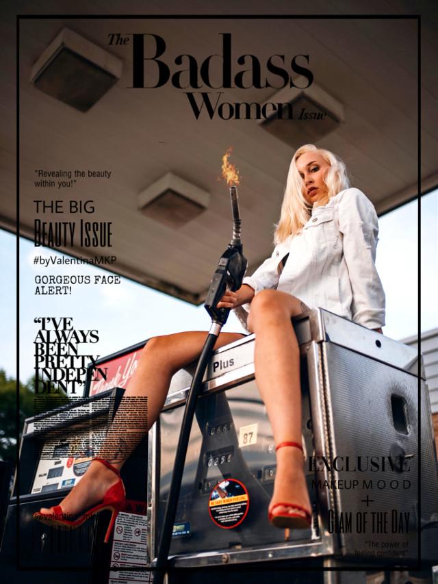 Tysm for 194k views 😍 lu 😘😘 ❗Not my photo❗#freetoedit #picsart #vogue #voguemagazine #fashion #fashionmagazine #woman #badass #badasswoman #baddie #followme #follow@sleeping3cat #haveaniceday  #unsplash