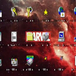 random windows marbel galxy red blue oldcomputerlol srcwindowsscreen windowsscreen freetoedit