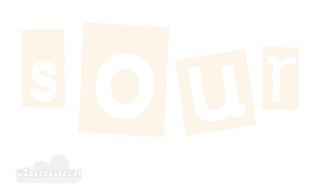 sour- Olivia Rodrigo   made on phonto!   #sour #oliviarodrigo #olivia #souroliviarodrigo #oliviarodrigosour #or #brutal #traitor #driverslicense #1stepforward3stepsback #dejavu #good4u #enoughforyou #happier #jealousyjealousy #favoritecrime #hopeurok #sticker #givecredit #dontsteal #freetoedit