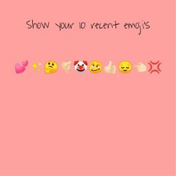 emojis emoji picsart freetoedit