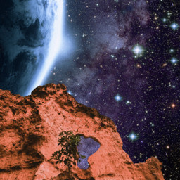 freetoedit mastershoutout galaxy space nightsky aestheticsky stars planet collage unsplash