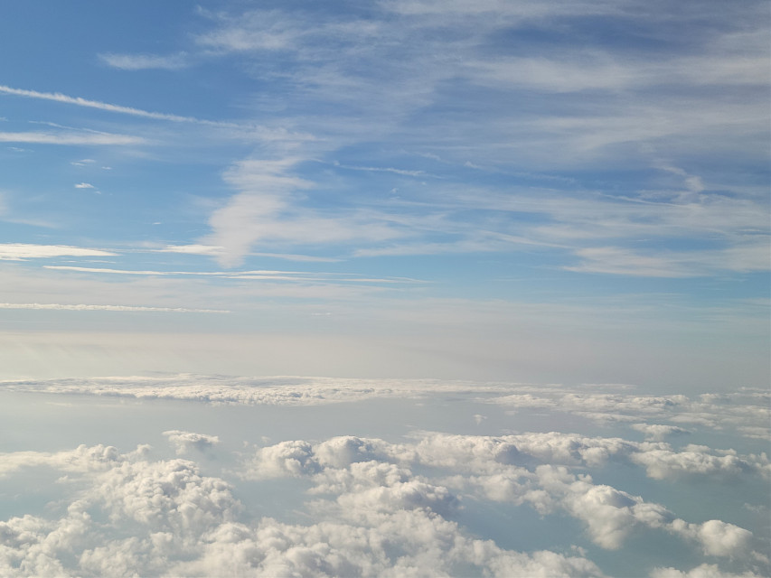 #abovetheclouds #sky #clouds #background #photography #freetoedit