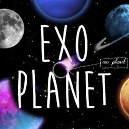 kyungsoo suho sehun kai chanyeol baekhyun lay chen xiumin weareone exo exol exosaranghaja freetoedit srcplanetspower planetspower