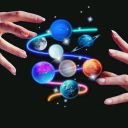planetstickers srcplanetspower planetspower freetoedit