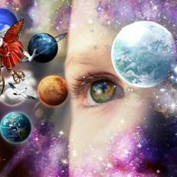 freetoedit sbelias remixit srcplanetspower planetspower universo