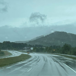 noedit phonephotography raininmountains blueridgeparkway appalachia
