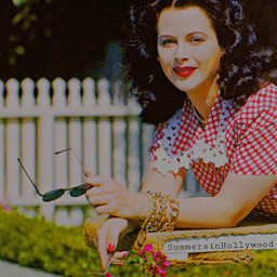 hedylamarr woman femme filter filtereffect replay freetoedit replayaesthetic aesthetic aestheticedit edit vibrant oldhollywood hollywood pretty